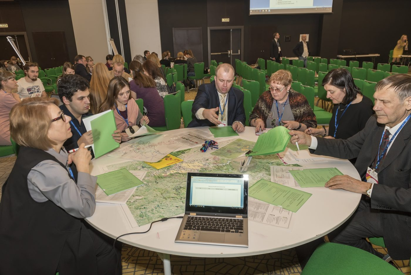 Семинар по стратегической экологической оценке (СЭО)